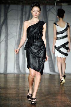 Bensoni Fall 2010 Ready-to-Wear Fashion Show