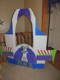 Buzz Lightyear birthday party ideas