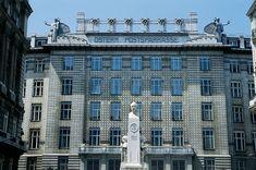 Otto Wagner's 1912 Austrian Postal Savings Bank, Vienna