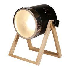 Lampe Spot, Spots, Mirror, Home Decor, Glass Display Case, Pendant Chandelier, Pendants, Black Metal, Decoration Home