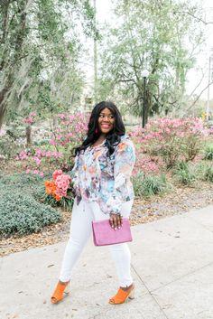 Musings of a Curvy Lady, Venus Fashion, Venus Plus, Plus Size Fashion, Spring Fashion, Women's Fashion