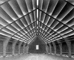 Entwurfsstudie Autohaus in Oerlikon/Zürich, Christian Kerez, Bleistift auf Karton