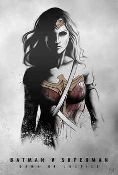 Wonder Woman - Nimesh Niyomal