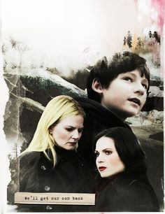 Henry is both Regina and Emma's son- and no, I don't ship Swan Queen...