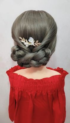 70 Braided Hairstyles for Winter 2018 - Hairstyles Trends Pretty Hairstyles, Braided Hairstyles, Hairdos, Updos, Medium Hair Styles, Curly Hair Styles, Hair Upstyles, Hair Transformation, Hair Videos