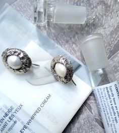 #earrings #silver #fashion #pearl #designtrends #fashiontrends #ring #jewelry