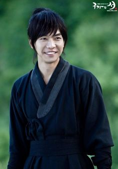 Kang Chi who very kind and lovely Lee Seung Gi on Gu Family Book