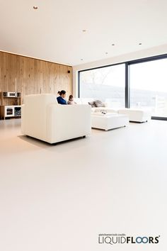 Liquid Mellow - flexibel en zacht. #gietvloer #gietvloeren #interiordesign #solscoulés #solcoulé #interieur #vloer #liquidfloors #designflooring