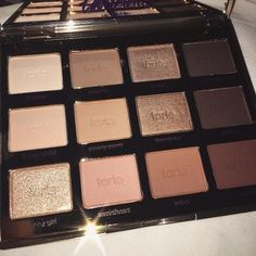 probably one of the most perfect brown palettes out there