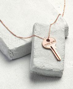 Raw Copper Dainty Necklace