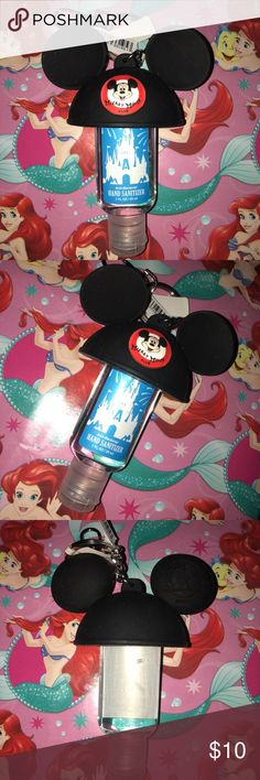 Disney Parks Mickey Mouse Hand Sanitizer Brand new with tags. Disney Other