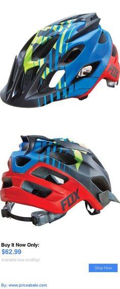 sporting goods: Fox Flux Savant Mountain Bike Cycling Helmet Blue Size S/M New BUY IT NOW ONLY: $62.99 #priceabatesportinggoods OR #priceabate
