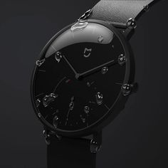 Xiaomi Quartz smart watch life waterproof with double dials alarm sport sensor. Amazing smartwatch for the sports men, business men and for everyone. This watch is water resistant and available in 3 different variations. Stylish Watches, Luxury Watches, Cool Watches, Watches For Men, Men's Watches, Smartwatch, Bluetooth, Smart Watch Price, Breitling Watches