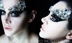 black swan inspiration - broken glass?