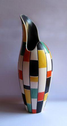 1950s Aleluia vase.