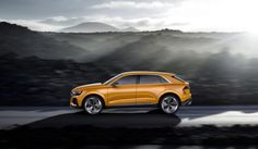 Talentierter Mehrkämpfer: Audi Q8 sport concept | dailystyles.de