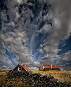 Old Summer House - Iceland