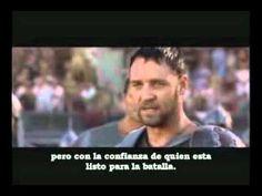 gladiador Ejemplo de Liderazgo.avi - YouTube