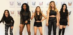When you return from the bathroom at a restaurant and see that your food has arrived. | 17 More Fifth Harmony Reaction GIFs