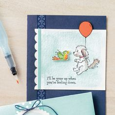 Bella & Friends Clear-Mount Stamp Sets by Stampin' Up!