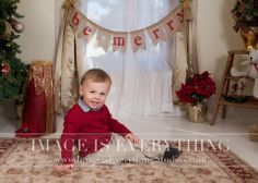 NJ Childrens Christmas Photographer - Image is Everything Studios