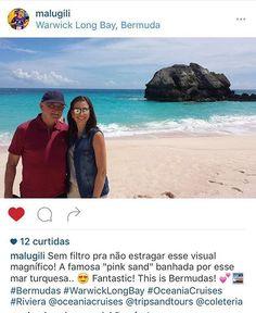 Regram @malugili! A linda e querida empresária de turismo Maria Luísa, arrasou ao lado de seu pai com esse click maravilhoso usando o nosso @manhattan nas Bermudas, na famosa praia da areia cor de rosa!  #semprecoleteria #coleteria #jeans www.coleteria.com.br