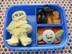 Bento Lunch: #Halloween #Mummy #Bento