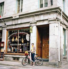 Travelguide Montreal
