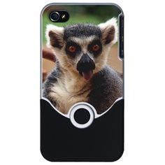 Lemur iPhone 4 Slider Case $24.50