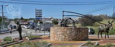 Fotogaleria: Monumento de homenagem aos Hortelões | Portal Elvasnews
