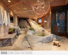 awesome bathtub