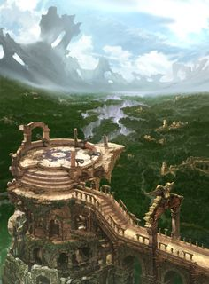 Ruins of Fornost