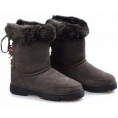 Ugg Ultimate Bind Boots 5219 Chocolate
