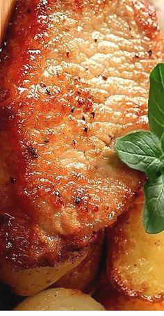 Crock pot pork chops made with Onion Soup Mix. Crock pot pork chops made with Onion Soup Mix. Crockpot Dishes, Pork Dishes, Crockpot Recipes, Healthy Recipes, Porkchop Recipes Crockpot, Soup Recipes, Crock Pot Slow Cooker, Crock Pot Cooking, Gastronomia