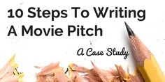 Would you like to see how a movie pitch gets developed? Explanation and case study with ten steps from former MGM executive Stephanie Palmer.