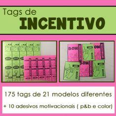 Código 644- Tags de Incentivo
