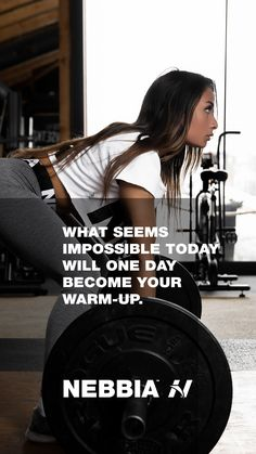 """""""What seems impossible today will one day become your warm-up."""" Save this to your motivational board for a reminder. Motivational Board, Mental Health Resources, Fitness Motivation Quotes, Achieve Your Goals, Life Goals, Fun Workouts, Motivationalquotes, Inspire, Warm"""