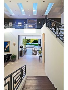 Glamorous Contemporary Living In Los Angeles | iDesignArch | Interior Design, Architecture & Interior Decorating eMagazine