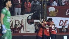 Independiente sigue en la pelea por clasificar goleando a Unión: El rojo ganó a Unión en Santa Fe, con dos tantos de Emiliano Rigoni y uno…