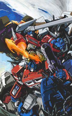 Transformers - Rui Onishi