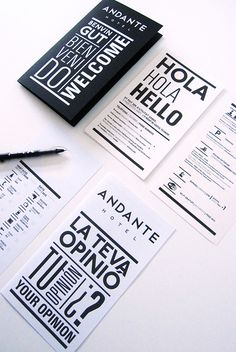 Andante Hotel on Branding Served