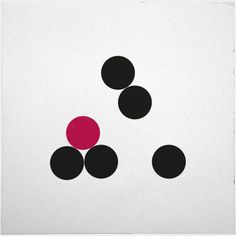 #522 Act three – A new minimal geometric composition each day.