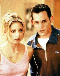 buffy season 2 | Buffy the Vampire Slayer Buffy & Xander (season 2)