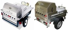 portable tailgating grill