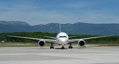 Imagen avión 787 Boeing
