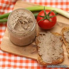 Liver Recipes, Clean Recipes, Cooking Recipes, Healthy Snacks, Healthy Recipes, Hungarian Recipes, Food 52, Sauce, Popular Recipes