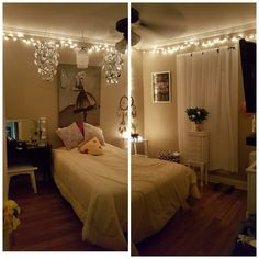 Make over daughters room