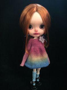 OOAK benutzerdefinierte BLYTHE Puppe Harriet von von JacqlynsBlythe
