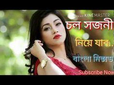 Cholo Shojoni Go || Bangla Remix song || New Bangla Music