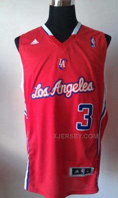 http://www.xjersey.com/clippers-3-paul-red-cotton-jerseys.html CLIPPERS 3 PAUL RED COTTON JERSEYS Only $34.00 , Free Shipping!